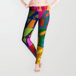 Love Pop Art Leggings