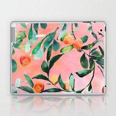 Orange tree Laptop & iPad Skin