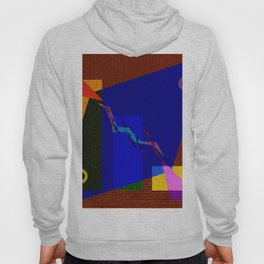 Fishs Drawing in colors Hoody