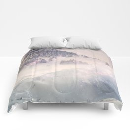 The World Was Ours - Dream snow stars Comforters