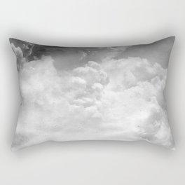 Nuages de Septembre Rectangular Pillow