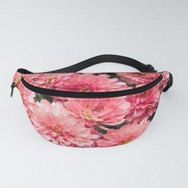 Autumn Kiss Chrysanthemums #1 #floral #art #Society6 Fanny Pack