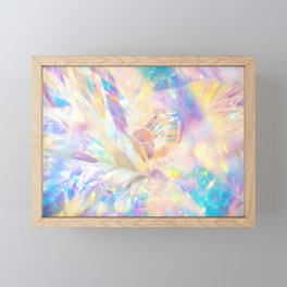 Glitter Framed Mini Art Print