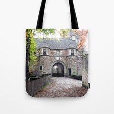 Dean Castle Tote Bag
