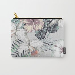 TROPICAL BEAUTY Carry-All Pouch