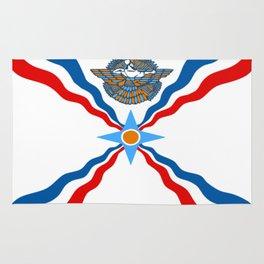 Assyrian Flag Rug