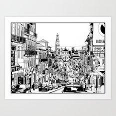 porto II Art Print