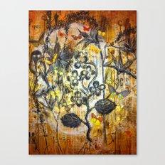 Botanism Canvas Print