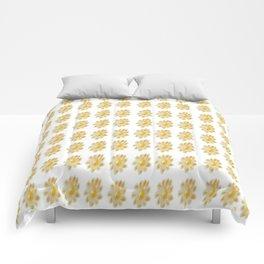 Golden Daisy Comforters