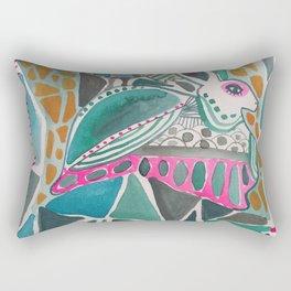 Spring Totem Rectangular Pillow