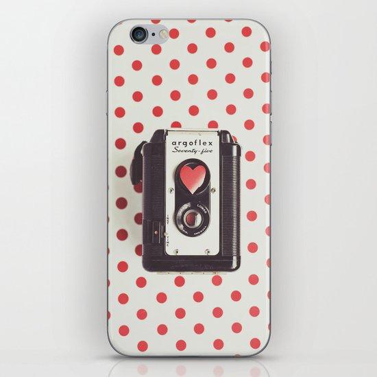 Love Photography iPhone & iPod Skin