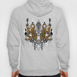 """Detroit Nouveau; Coat of Arms"" Hoody"