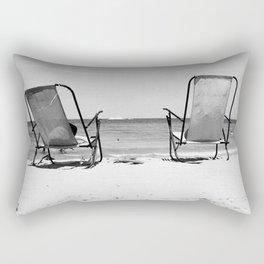 Beach Life - Gone Swimming Rectangular Pillow