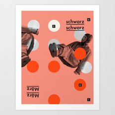 COLORADORE 027 Art Print
