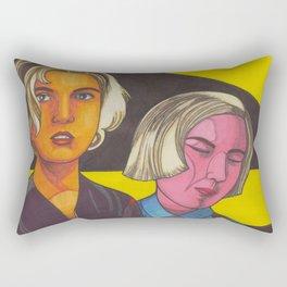 Double Tanya Rectangular Pillow