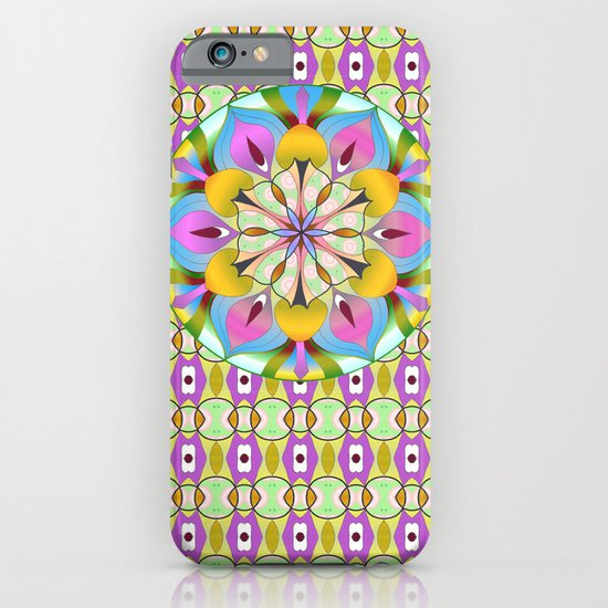 Lucky Lotus iPhone & iPod Case
