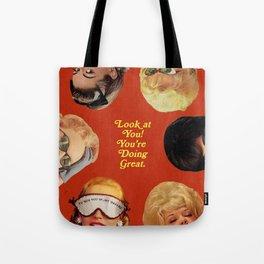 Look at You! Tote Bag