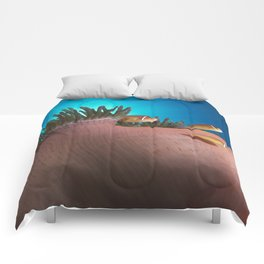 Pink Clownfishes in Anemone Comforters