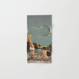Serenade to Saturn Hand & Bath Towel