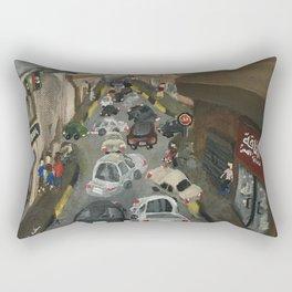 When in Libya Rectangular Pillow