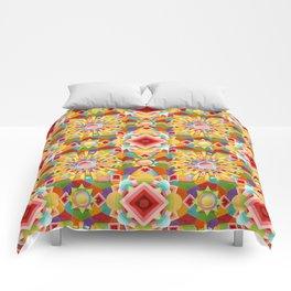 Art Deco Circus Comforters