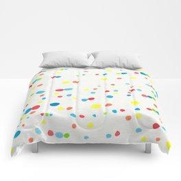 Dot Painting #society6 #buyart Comforters