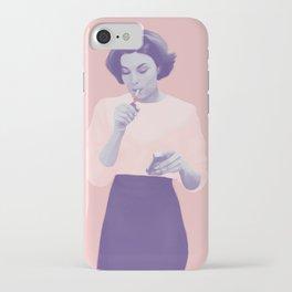 Twin Peaks iPhone Case