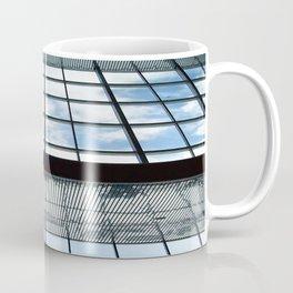Mirror in #montreal Coffee Mug
