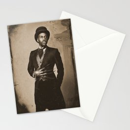 Boogie Horror: 1800's - Sepia Stationery Cards