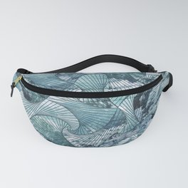 Call the Waves Fanny Pack