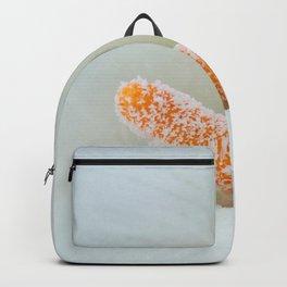 Calla Lily Close Up Backpack