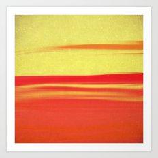 Skies The Limit VII Art Print