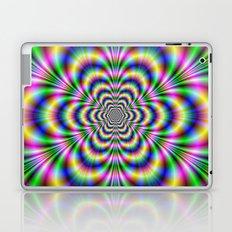 Psychedelic Hexagon Laptop & iPad Skin