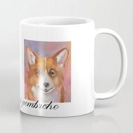 Welsh corgi pembroke 1 Coffee Mug
