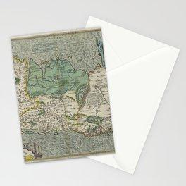 Vintage Map - Ortelius: Theatrum Orbis Terrarum (1606) - Ireland Stationery Cards