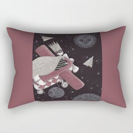 Five Hundred Million Little Bells (5) Rectangular Pillow