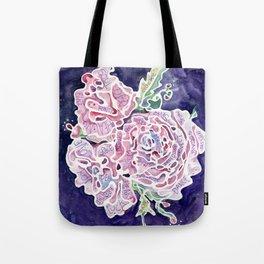 Helena's Healing Roses Tote Bag