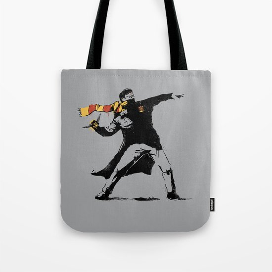 The Snatcher Tote Bag