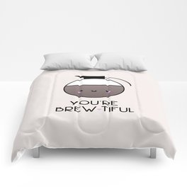 Beauty is in the eye of the Mug Holder Comforters