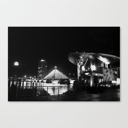 Song Han river Canvas Print