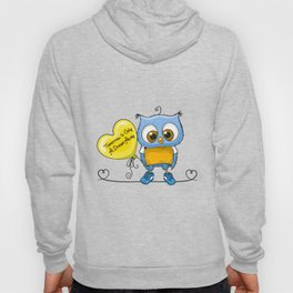 Tomorrow Is Just A Dream Away (Pattern & Graphic) Hoody