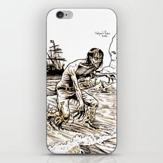 Out of the Sea of Red iPhone & iPod Skin
