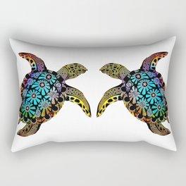 Terrapin 3 Rectangular Pillow