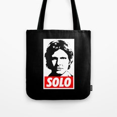 Obey Han Solo (solo text version) - Star Wars Tote Bag