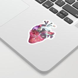 Superstar Heart Sticker