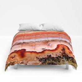 ORANGE AGATE Comforters