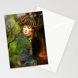 The octopus and Lady M Stationery Cards