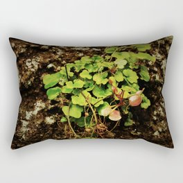 Toehold Rectangular Pillow