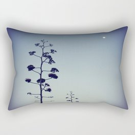 hawaii moon, maui Rectangular Pillow
