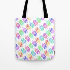 Ice Cream Melt Tote Bag